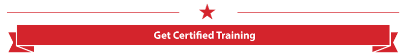 Get Certified Training